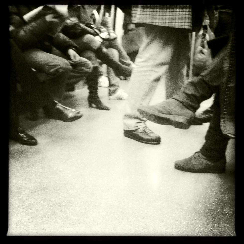 Quelli che… in metropolitana