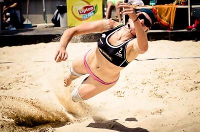 Qualche scatto dai campionati mondiali di beach volley