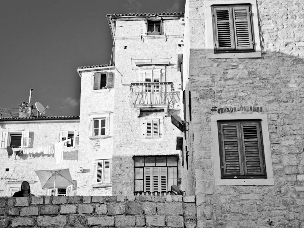 Croazia '11: bianco e nero