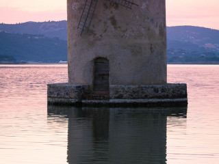 Reflections in Orbetello