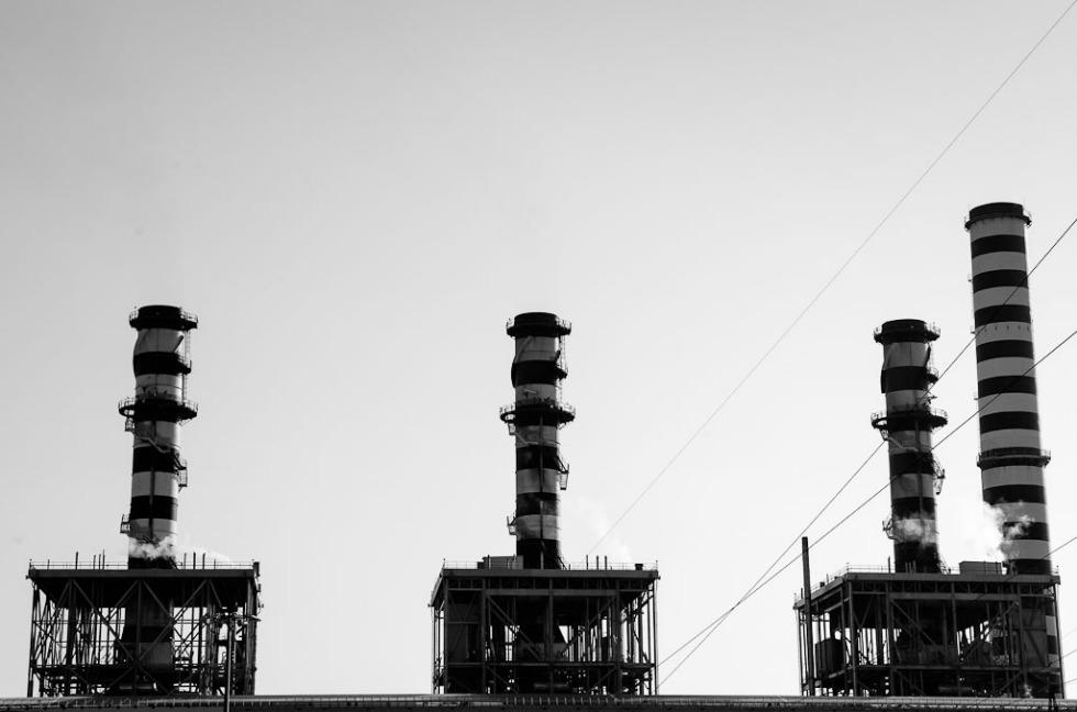 Industrial Black&White