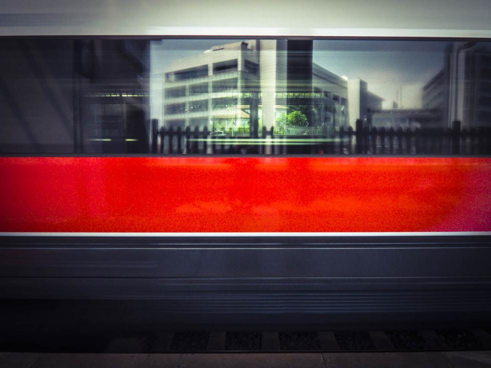 Incontri in treno