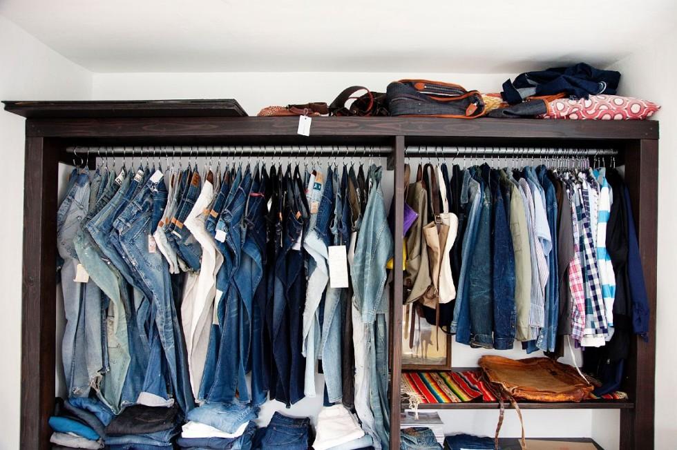 Rinnovo del guardaroba