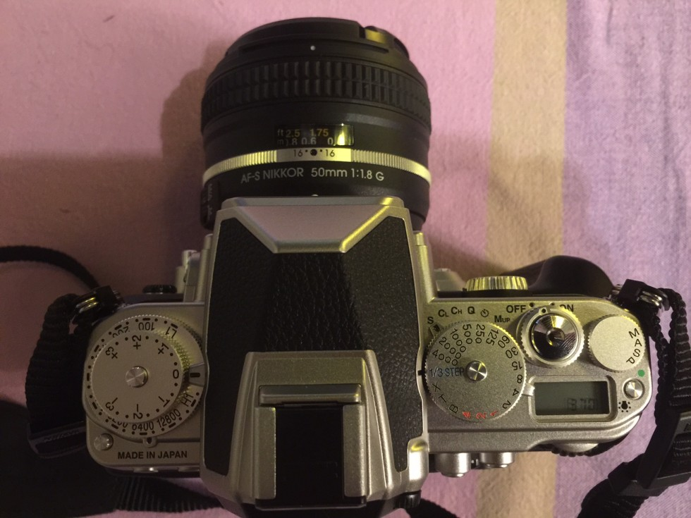 Nikon df: prime impressioni
