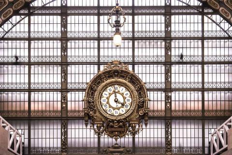 Un incredibile viaggio tra i mille spunti fotografici che offre il museo d'Orsay