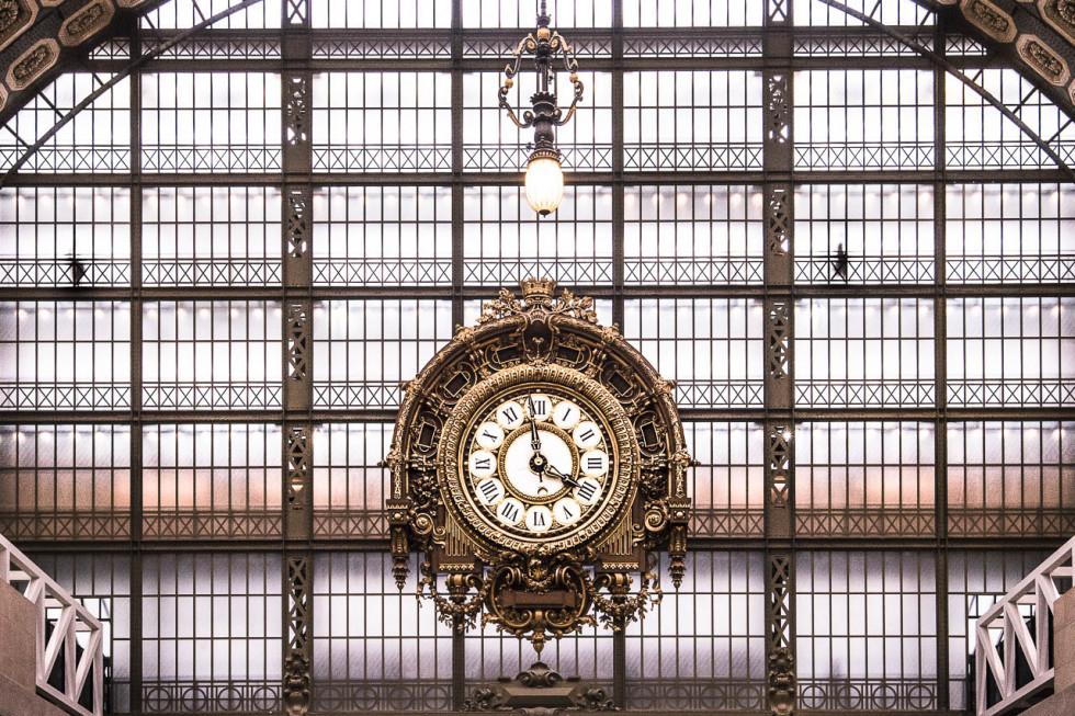 Parigi '15 – Museo d'Orsay