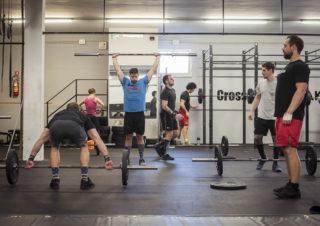 CrossFit '17-8